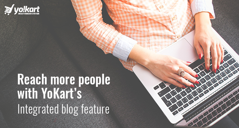 Yo!Kart Integrated Blog Feature