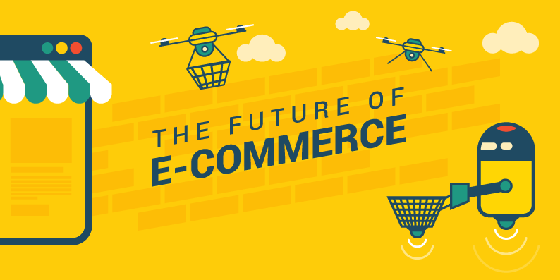 A Glimpse Into The Future of Ecommerce Technology