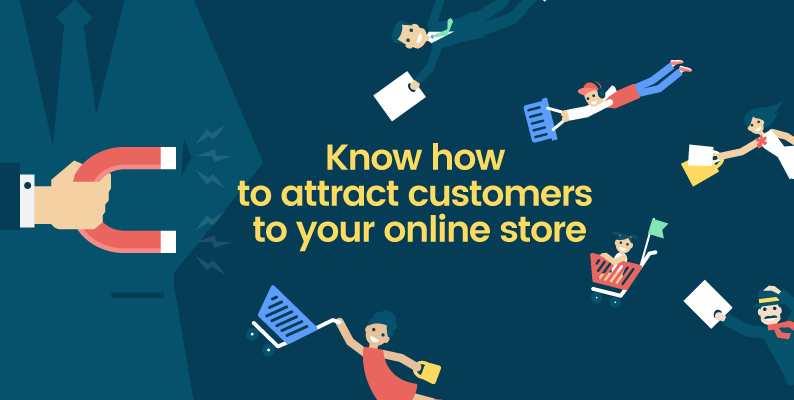 How to Attract Customers to your Ecommerce Marketplace Image