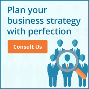 Plan your business strategies CTA
