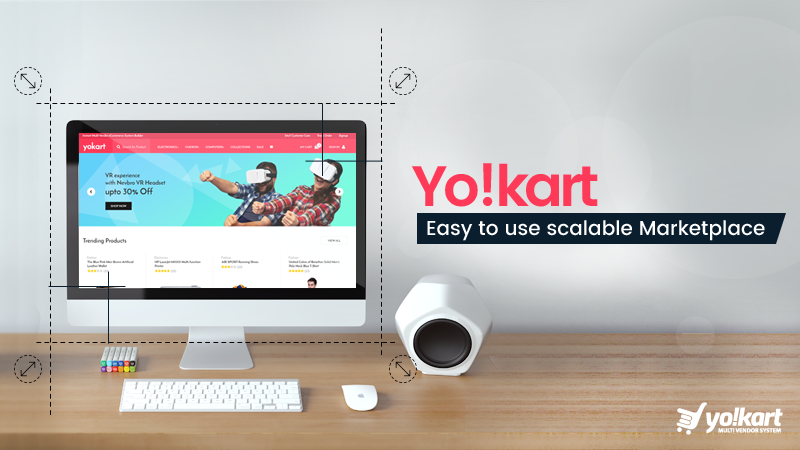 YoKart Guarantees Scalability & Performance of Your Ecommerce Store
