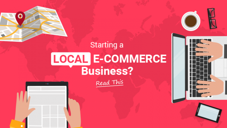 Local Ecommerce Business