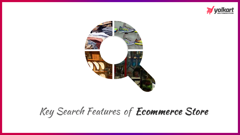 Key Search Features of Ecommerce Store