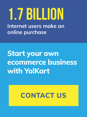 Start ecommerce with yokart