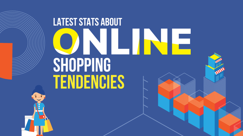Latest Ecommerce Stats To Understand Shopping Tendencies of Online Buyers [Infographic]