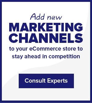 Add marketing channels