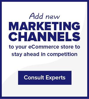 Add marketing channels
