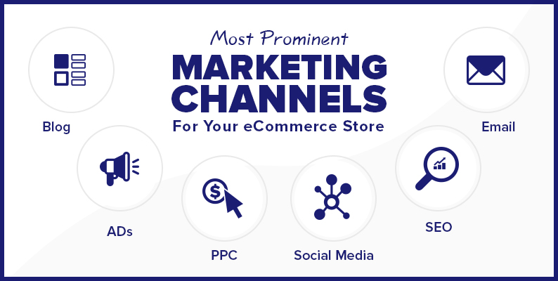 Various Channels to Catapult eCommerce Marketing