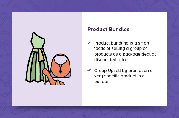 Product bundling is a smart tactic