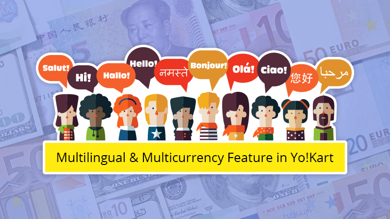 Multilingual & Multicurrency Feature