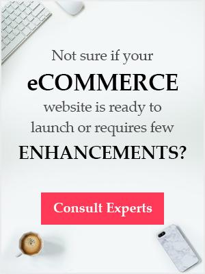 ecommerce website enhancements