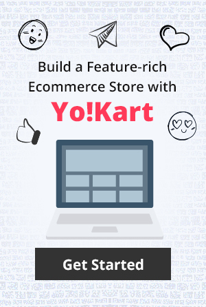 Build a feature rich ecommerce store