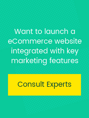 Want to launch a ecommerce website
