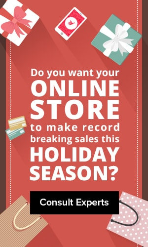 make online store ready for holiday season