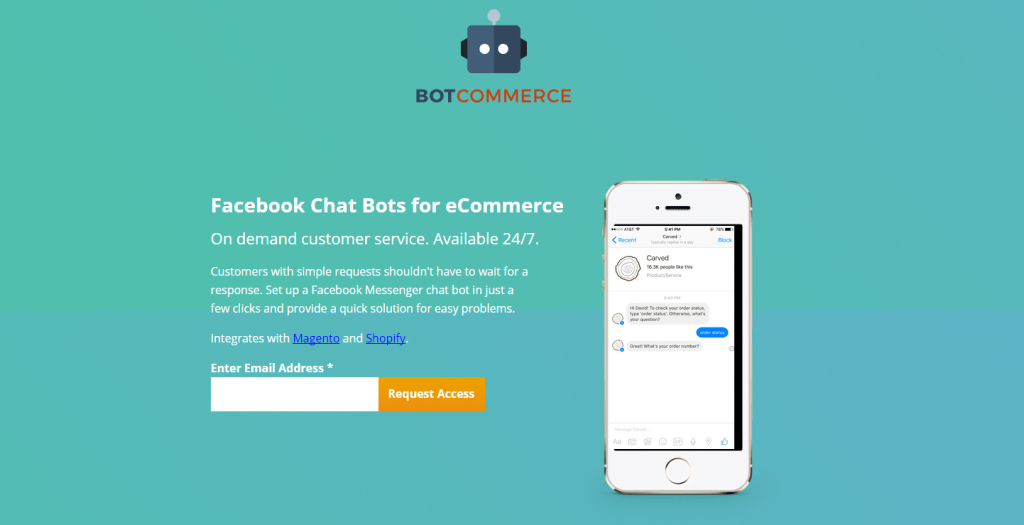 Botcommerce