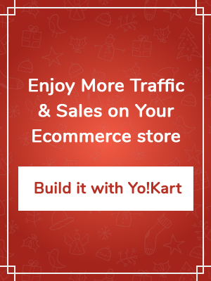 Enjoy More traffic on your ecommerce store