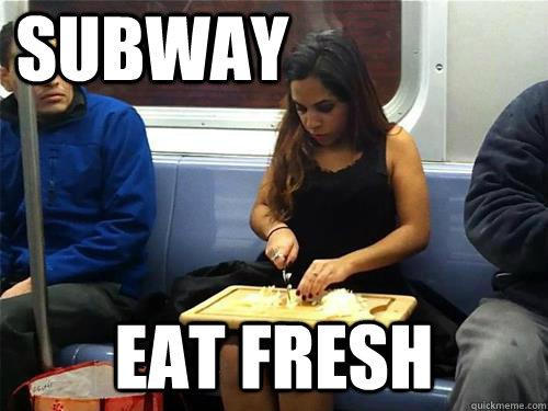 subway meme