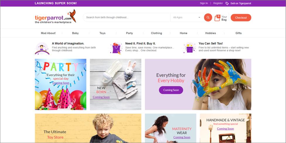Kids site