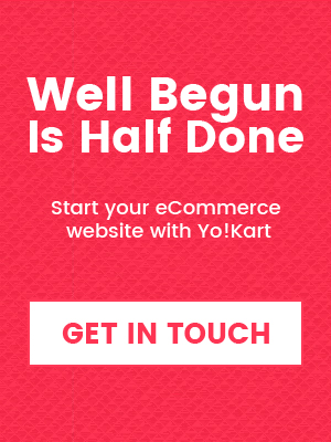 Launch ecommerce with YoKart V8