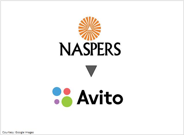 Nasper bought Avito