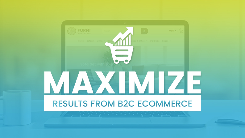 Yield Maximum Results from B2C E-commerce