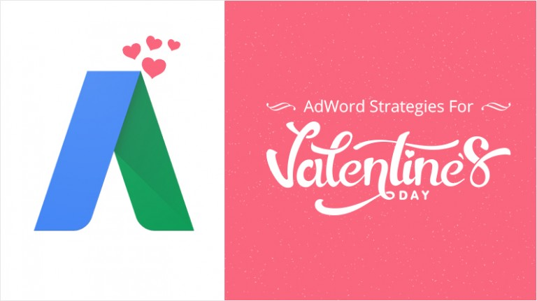 Adwords for Valentines