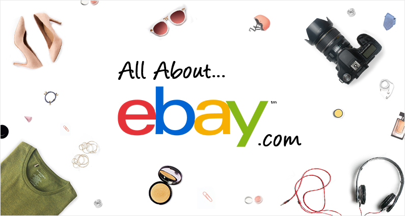All About eBay Business- Infographic On History, Timeline, Fun Facts & Important Figures