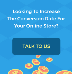 Increase Conversion rate of online store