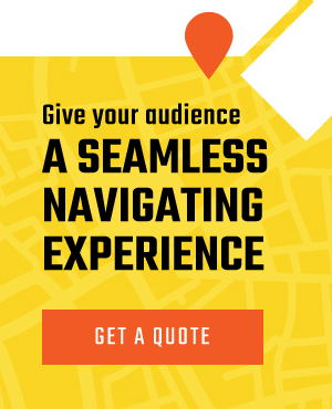Give your audience a seamless navigating experience