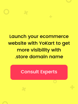Launch your ecommerce website