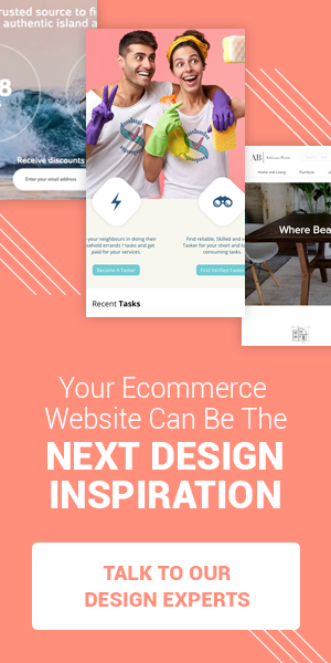Get Amazing Ecommerce Website Design