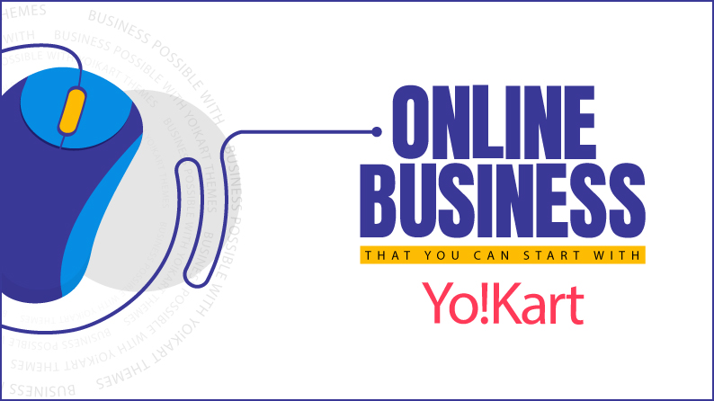 Launching an Online Marketplace Gets Easier With Yo!Kart Themes- Infographic