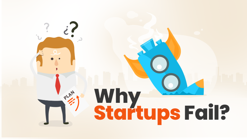 Why Startups Fail? Addressing the Top 5 Reasons