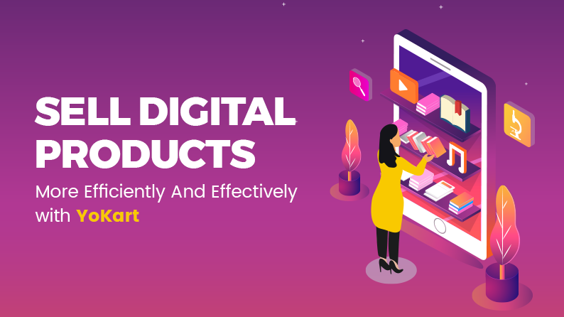 Sell Digital Products with YoKart