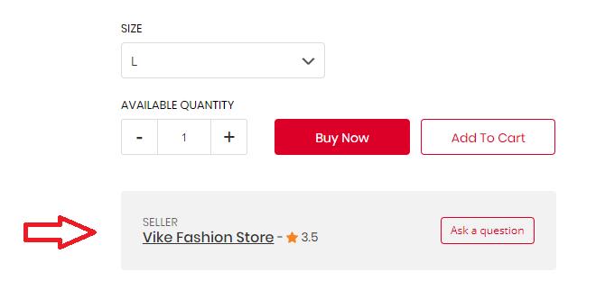 sellers page -yokart
