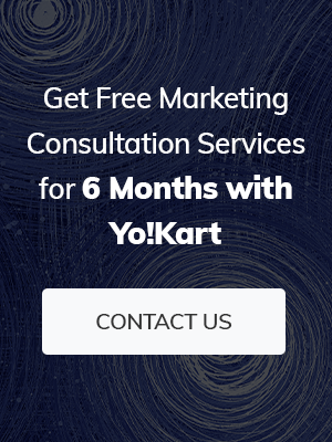 Free Marketing Consultation Services for 6 Months With Yo!Kart