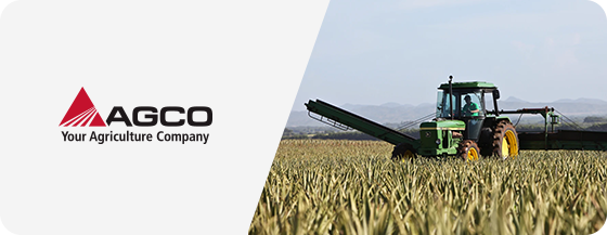 OPTIMIZE-SUPPLY-CHAIN-AGCO
