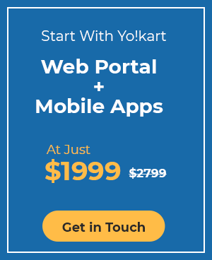 Start with yokart mobile apps