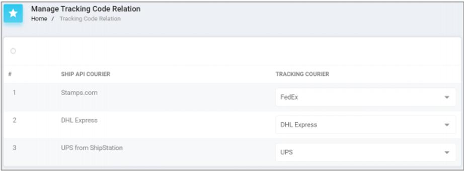 Manage-Tracking-Code