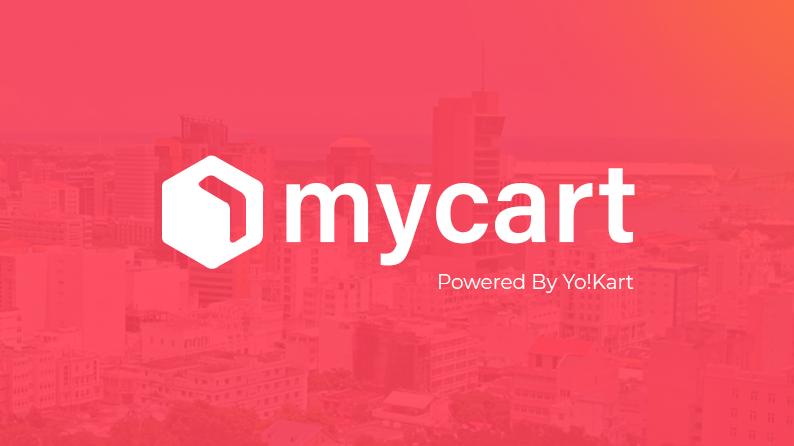 MyCart powered by Yokart